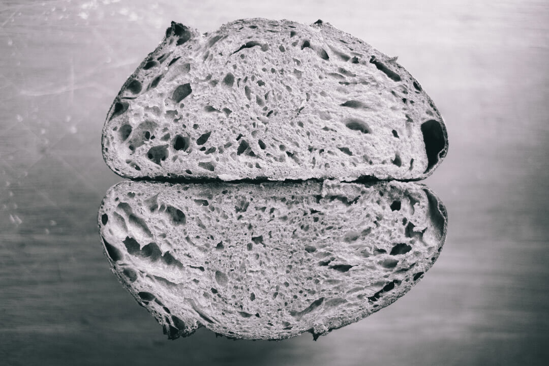 Tartine Sourdough Country Loaf via @theperfectloaf