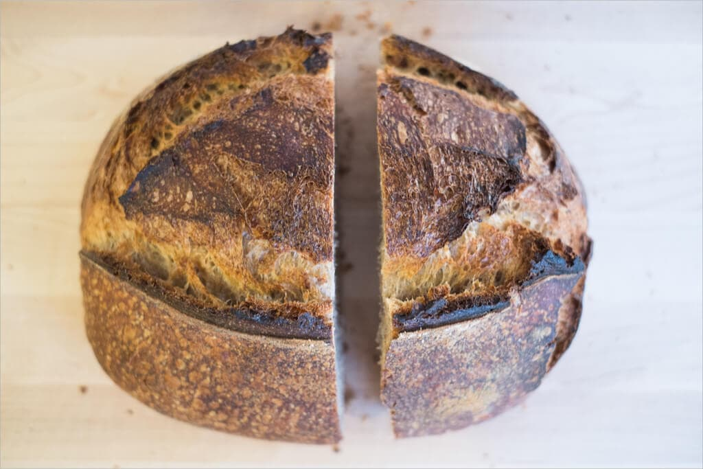 Stout Country Sourdough