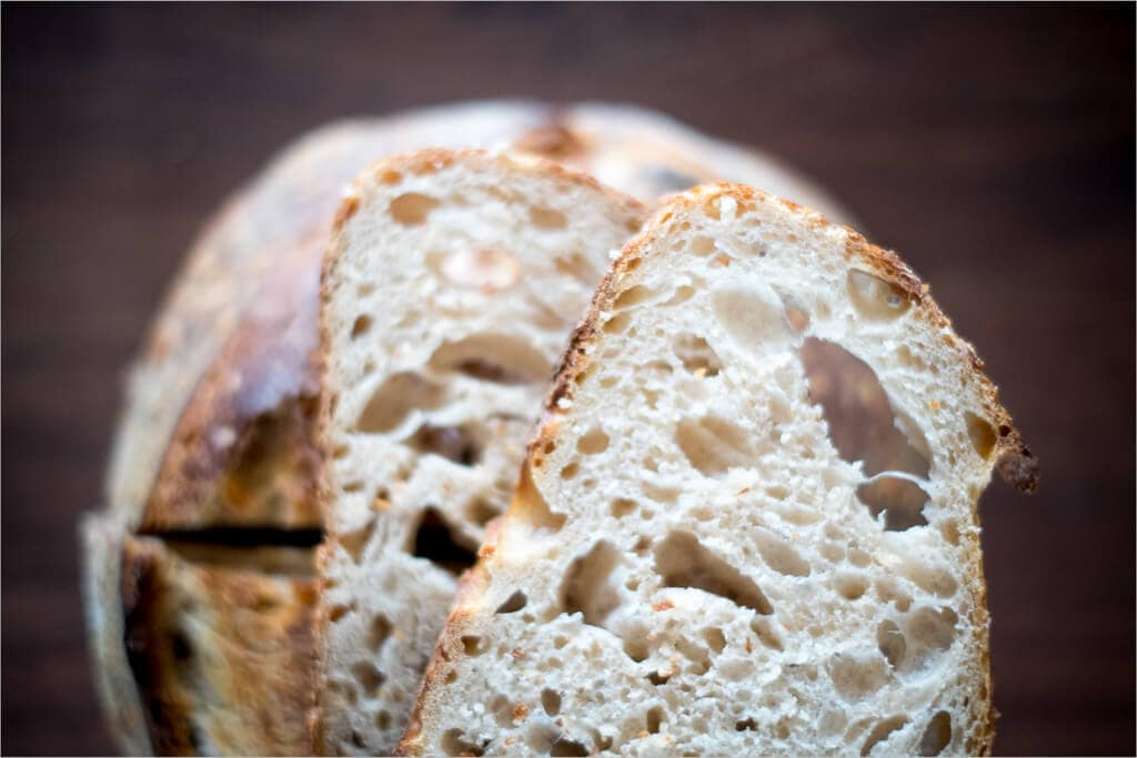 High(er) Hydration Sourdough Bread