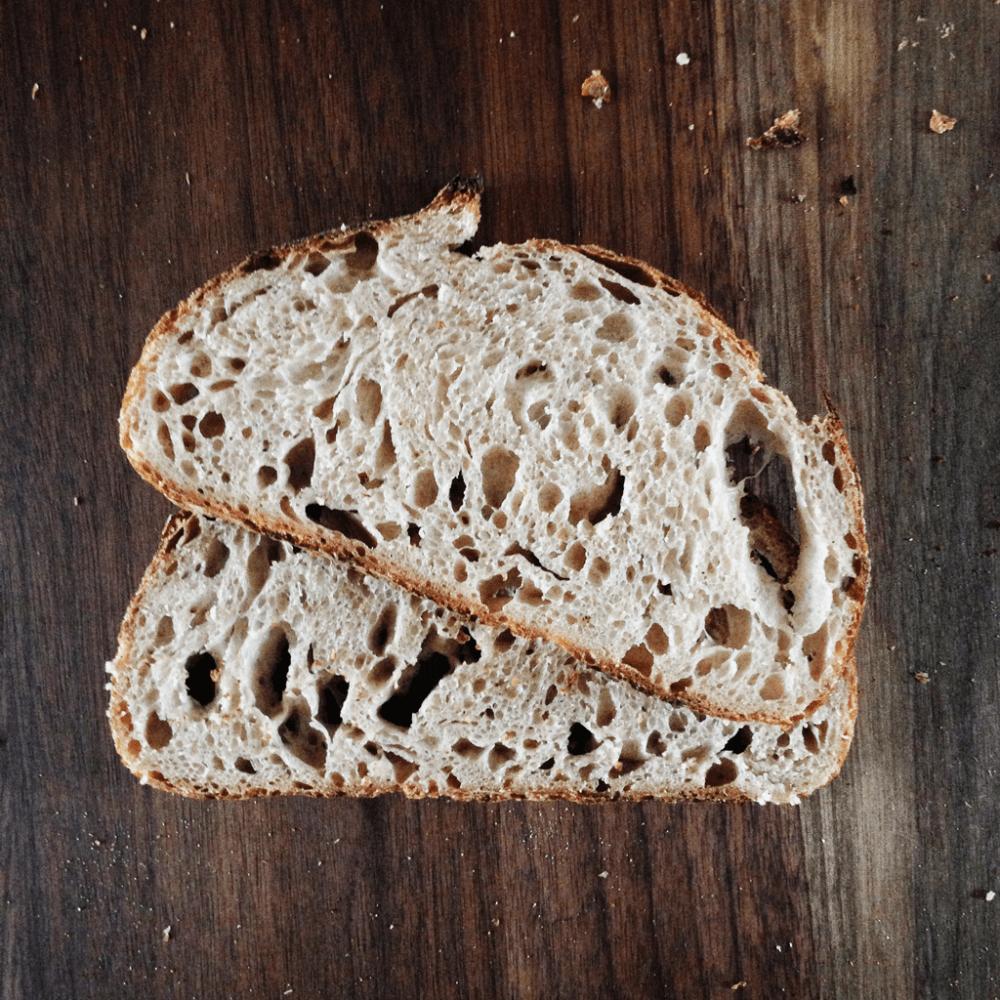 High(er) Hydration Sourdough Bread