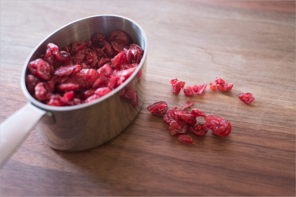 Walnut cranberry sourdough