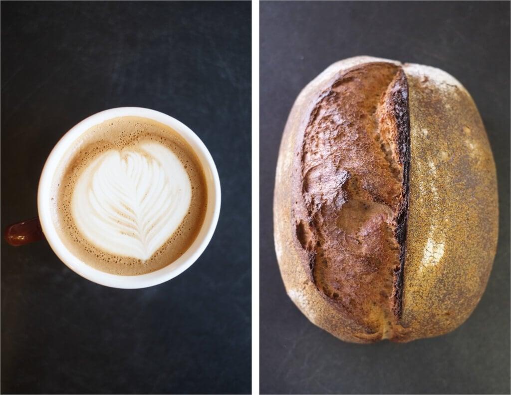 Coffee + crust