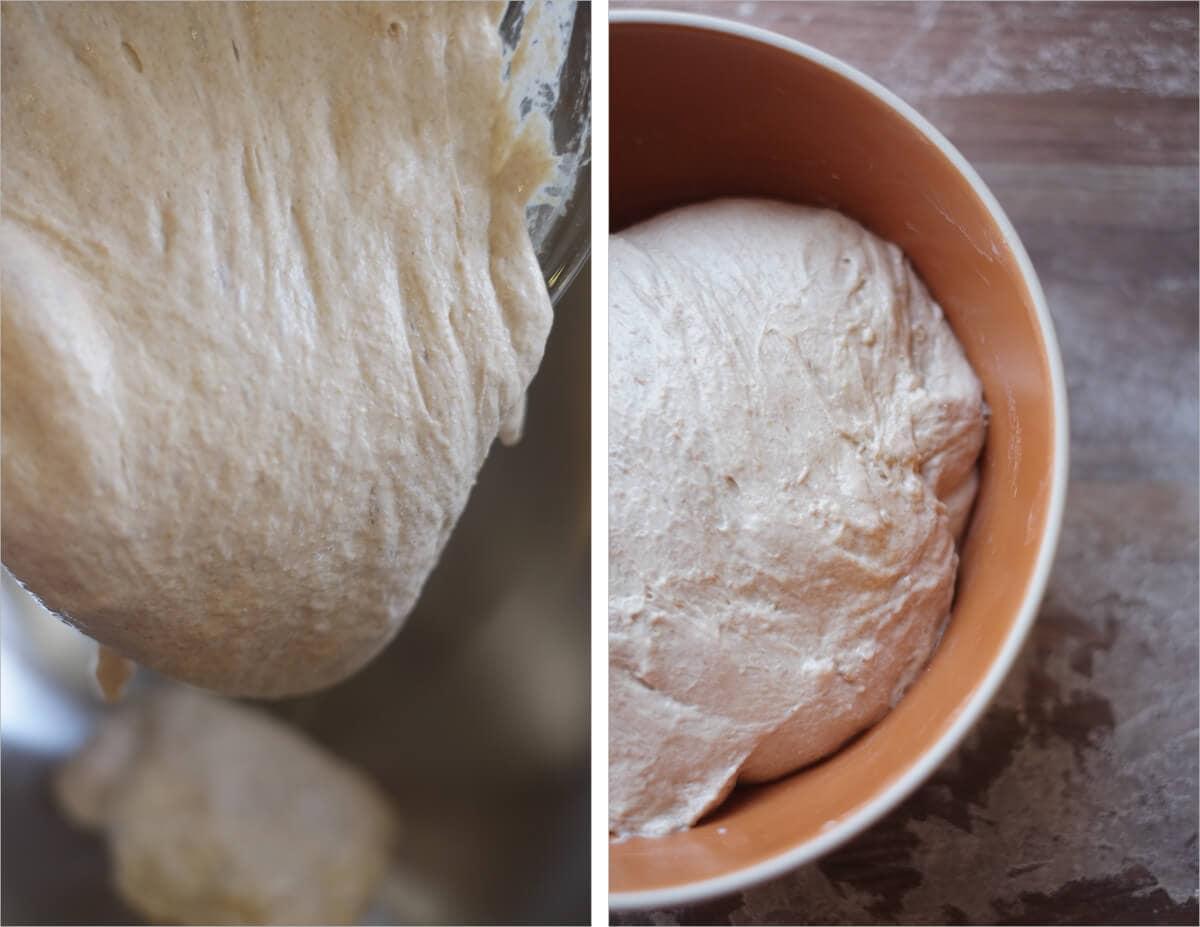 Strong dough