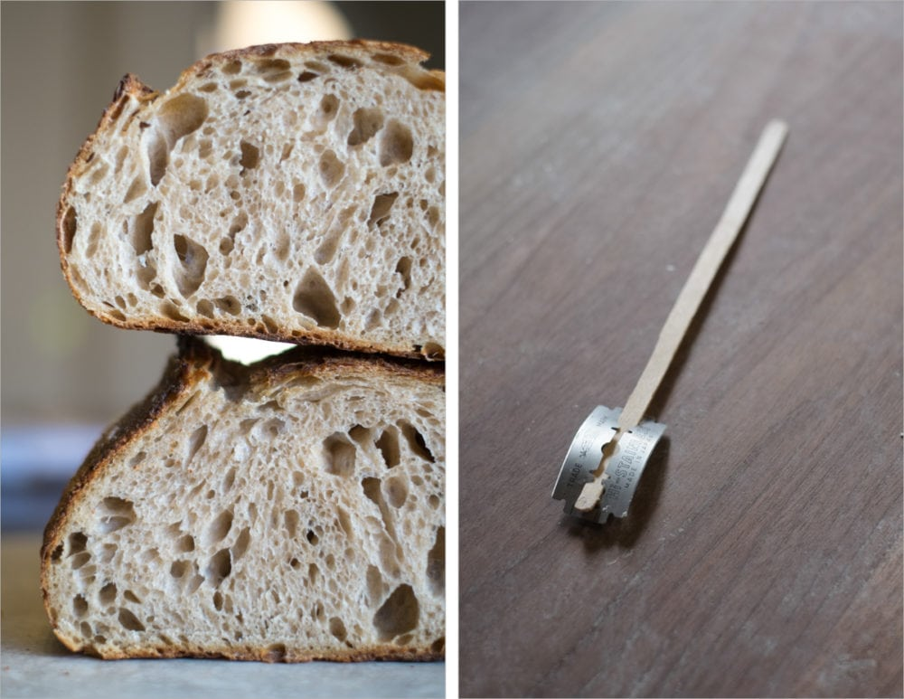 Another year, more bread (1 year anniversary)
