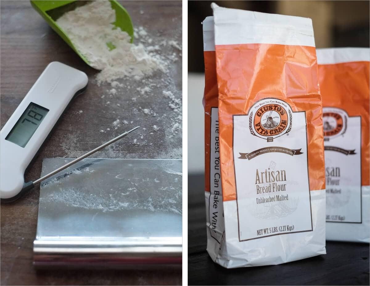 Giustos Artisan Bread Flour
