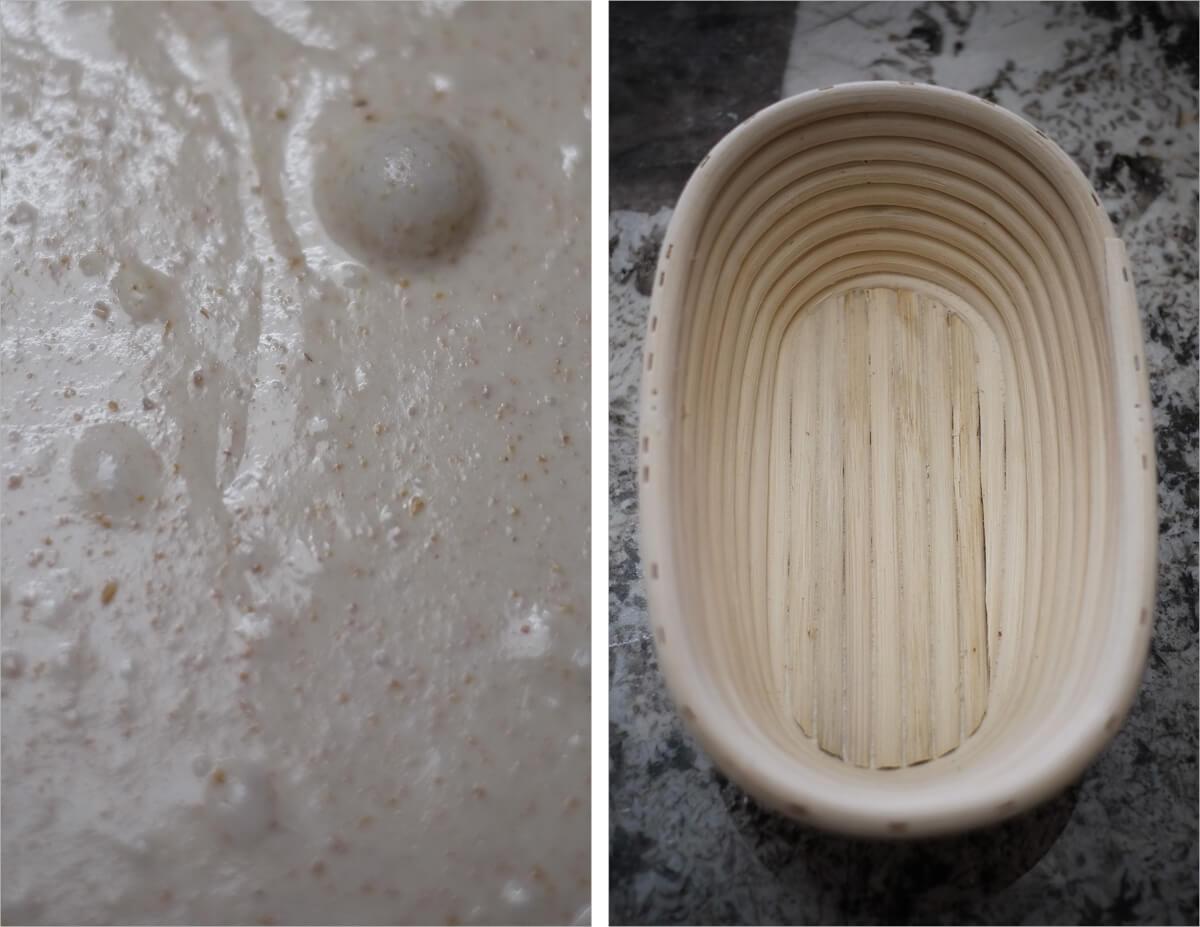 Starter fermentation