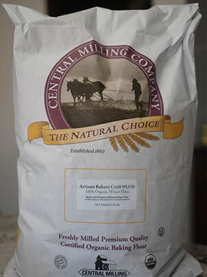 Central Milling Artisan Bakers Craft Organic Flour