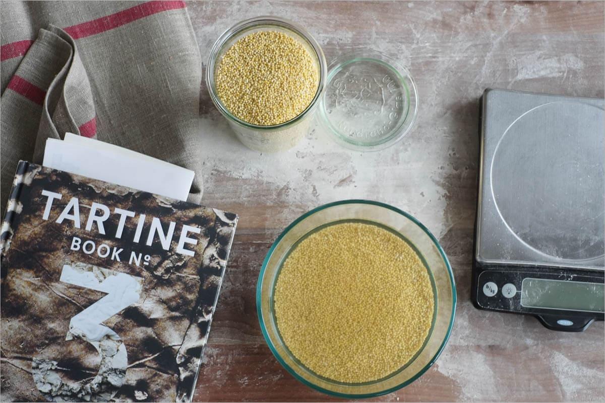 Tartine No. 3, Millet Porridge