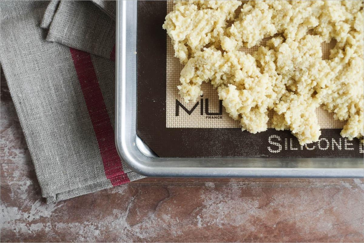 tartine millet porridge sourdough