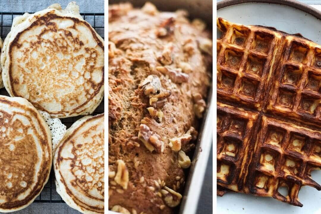 Top 3 Leftover Sourdough Starter Recipes via @theperfectloaf
