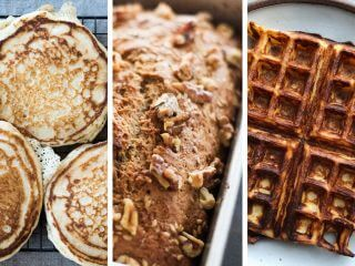 Top 3 Leftover Sourdough Starter Recipes via @theperfectloaf