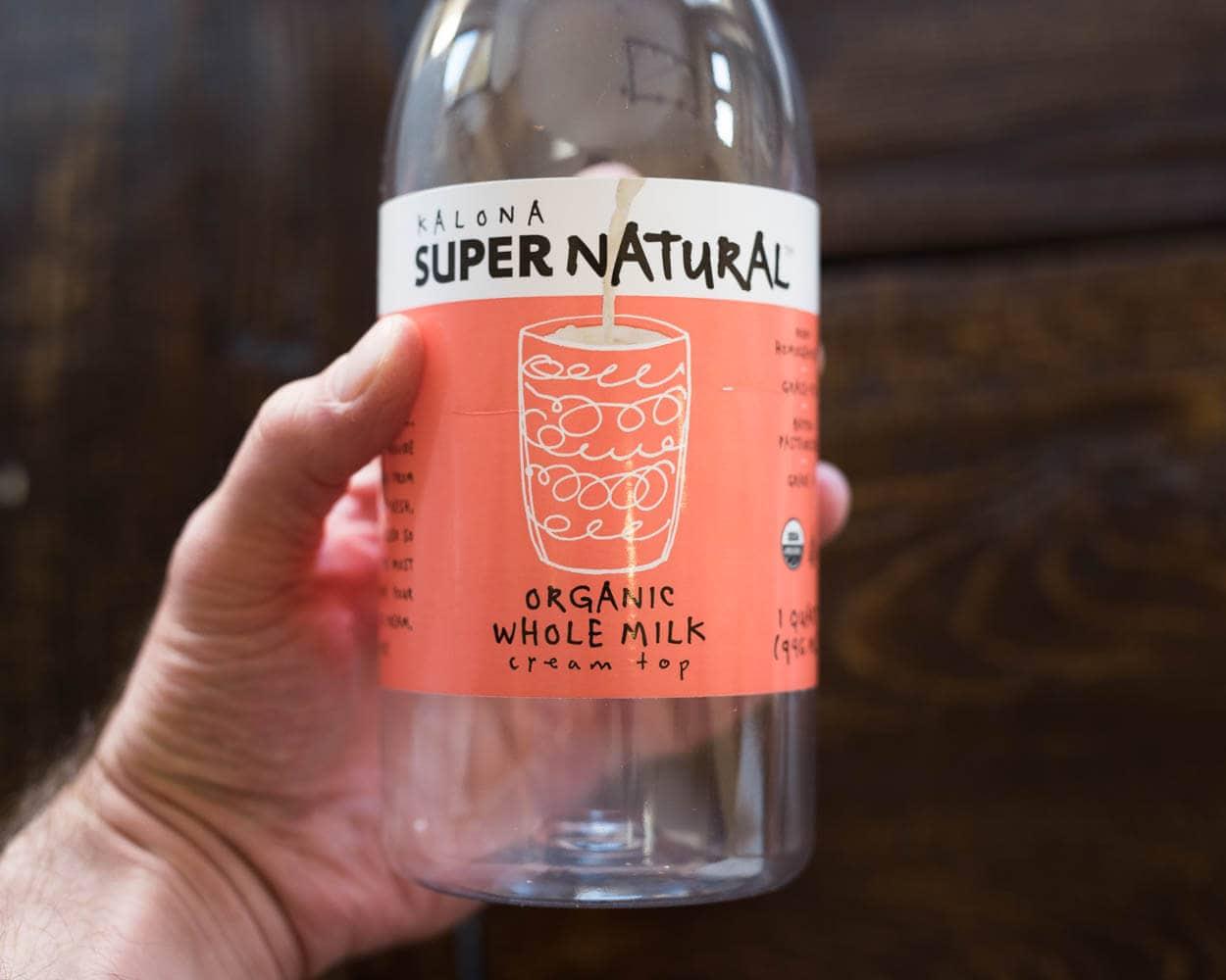 Kalona Supernatural Milk