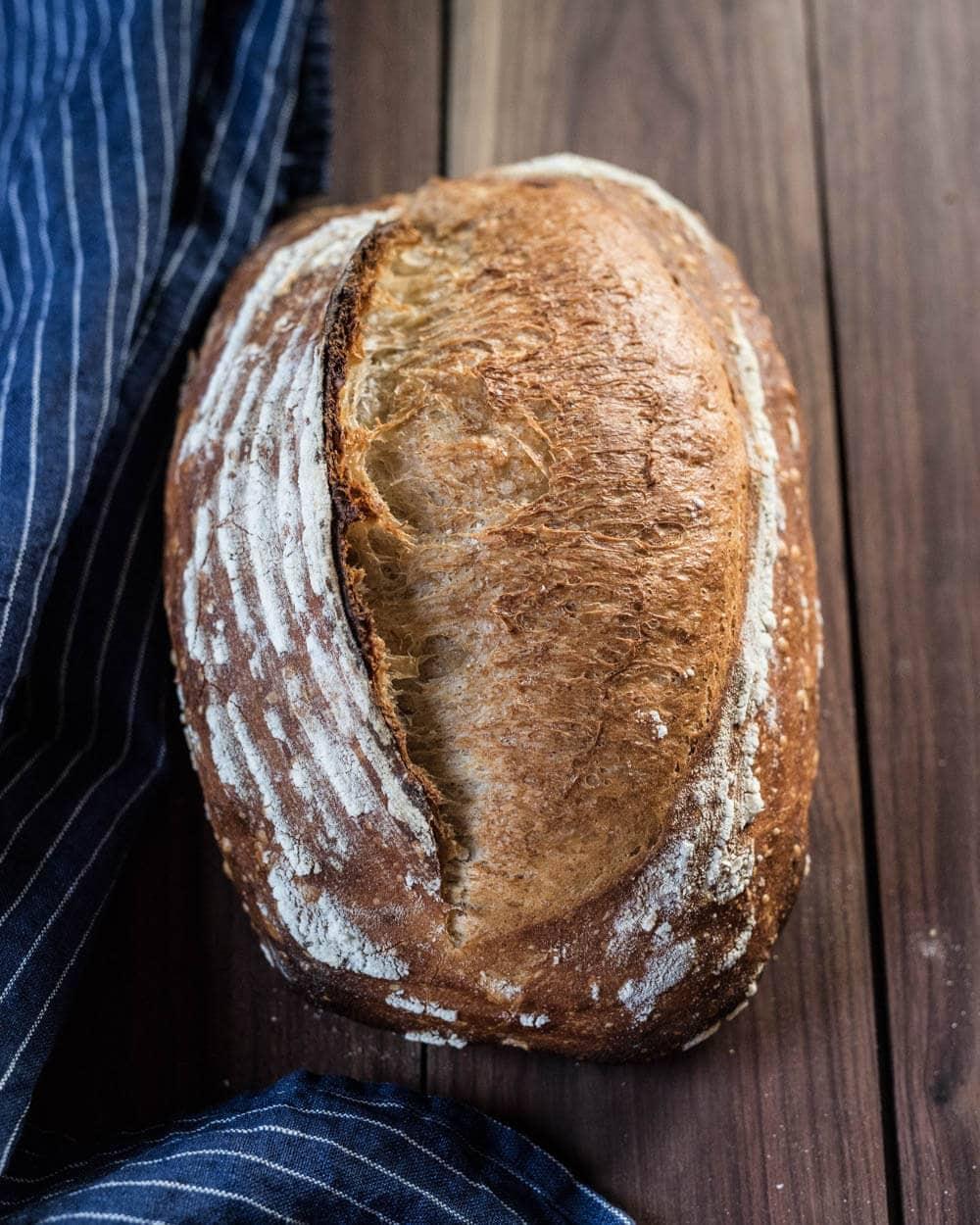 My Best Sourdough Recipe Crust