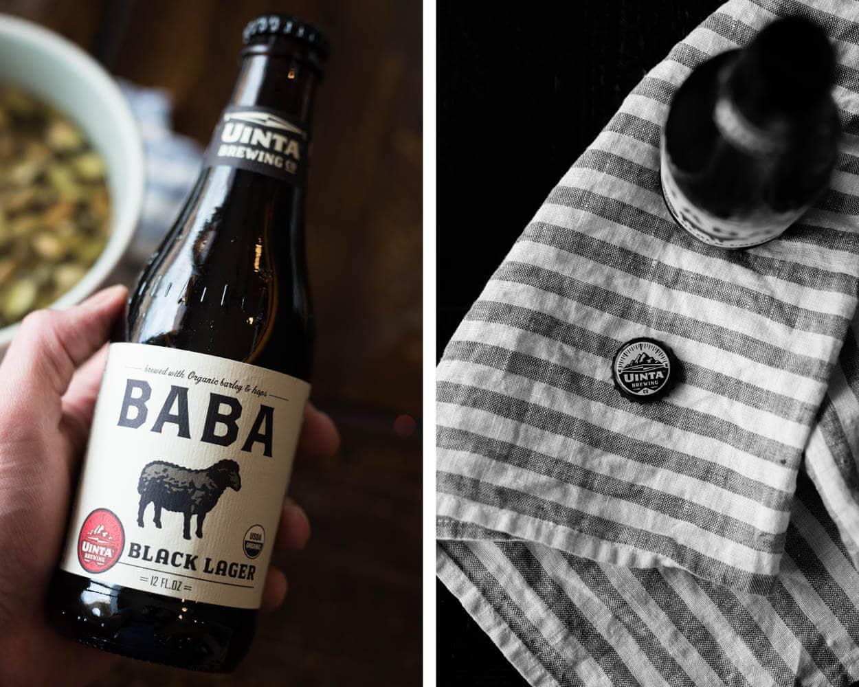 unitas dark lager beer