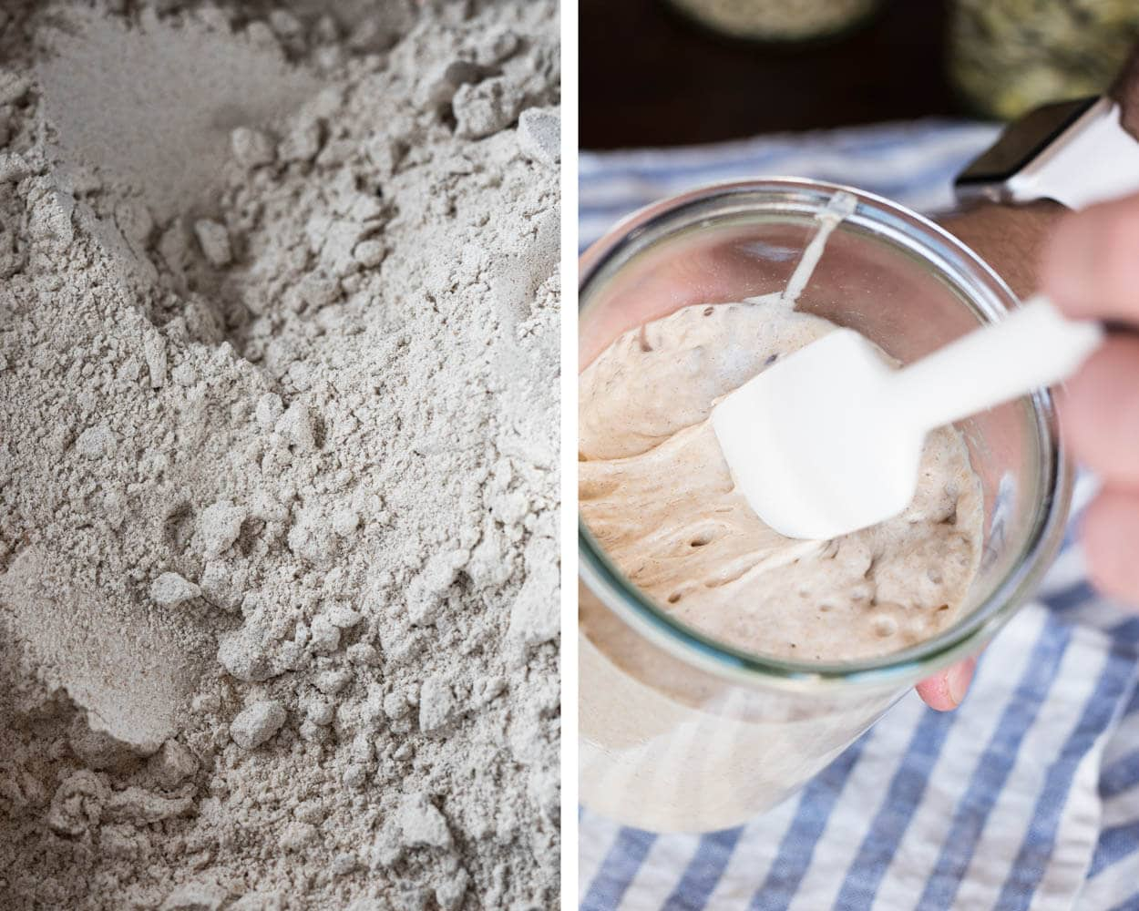 central milling rye flour