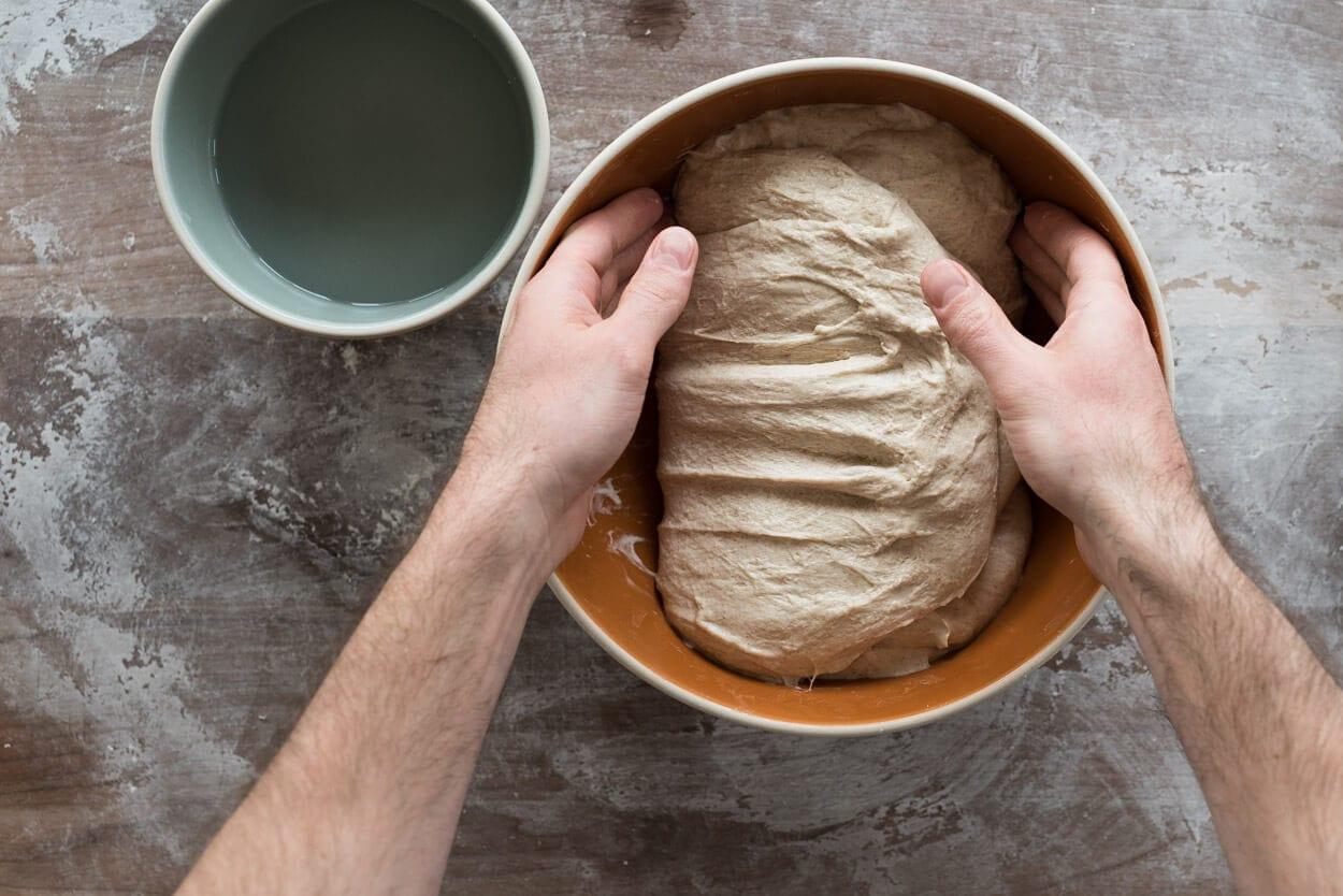 bulk fermentation