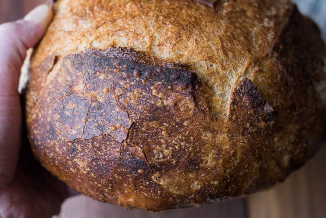 the perfect loaf beginners sourdough crust