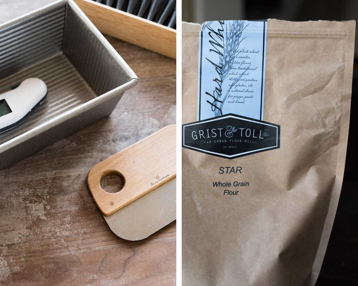 Grist and Toll flour