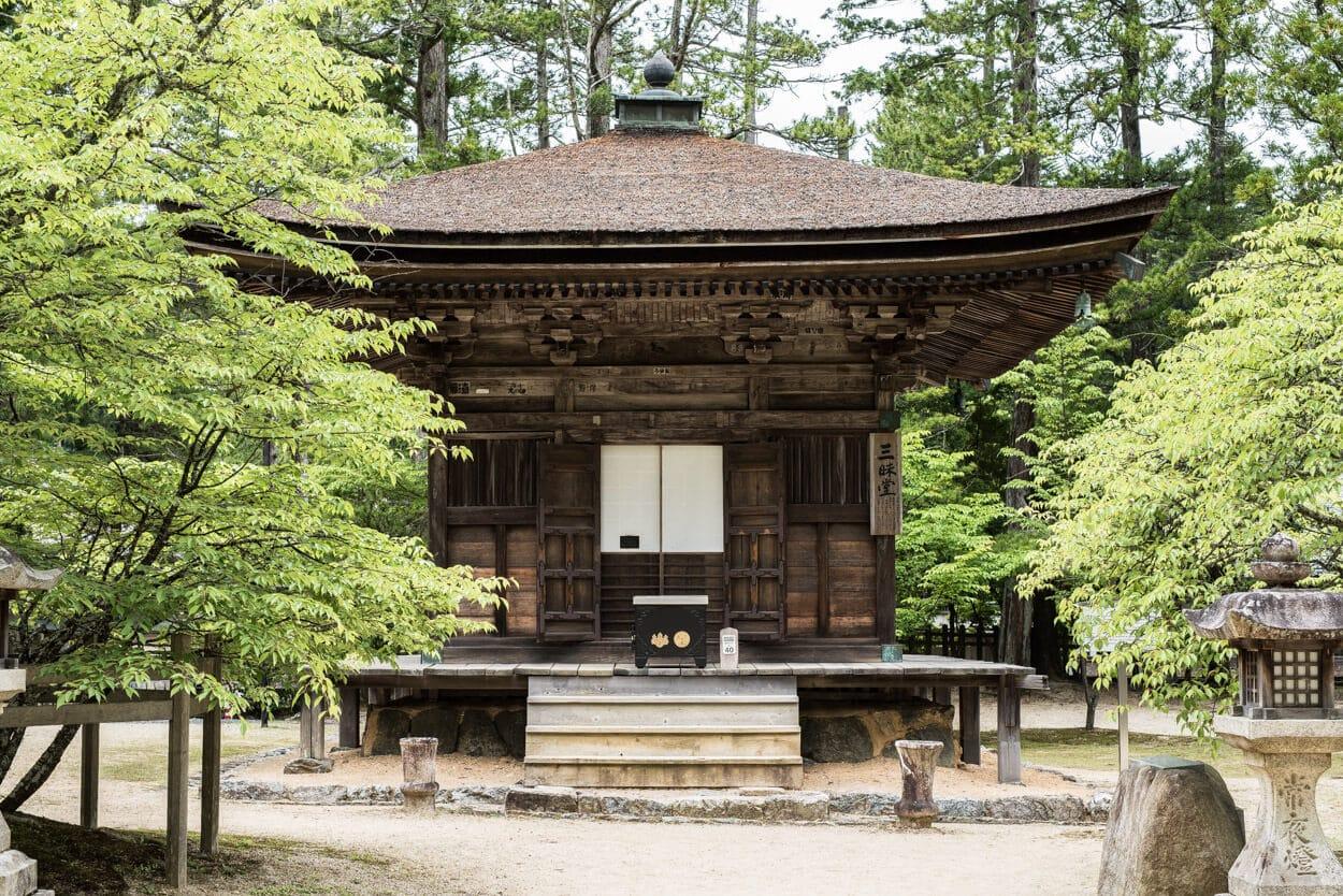 Mount Koya Temple