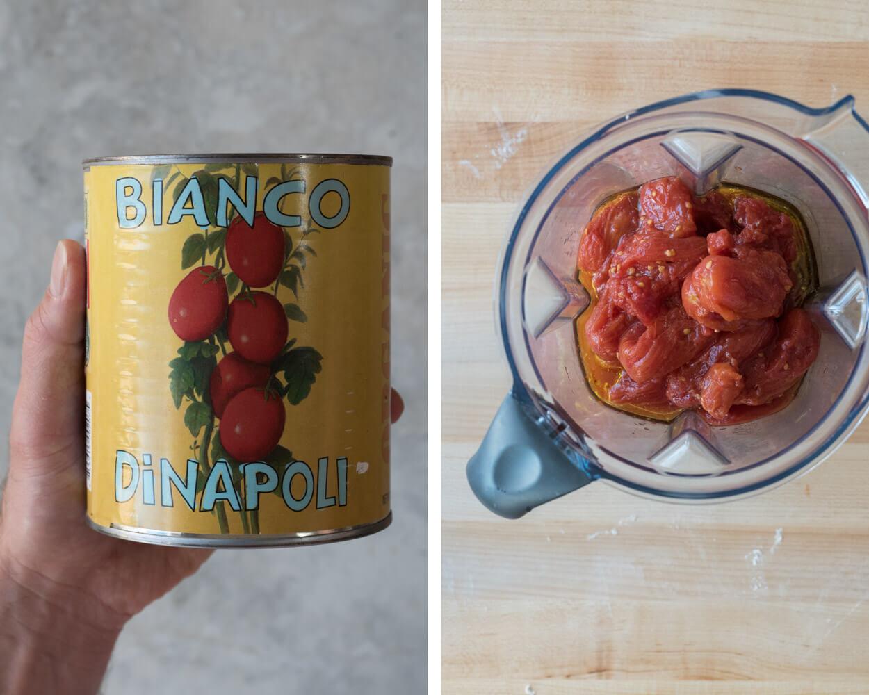 Bianco DiNapoli tomatoes