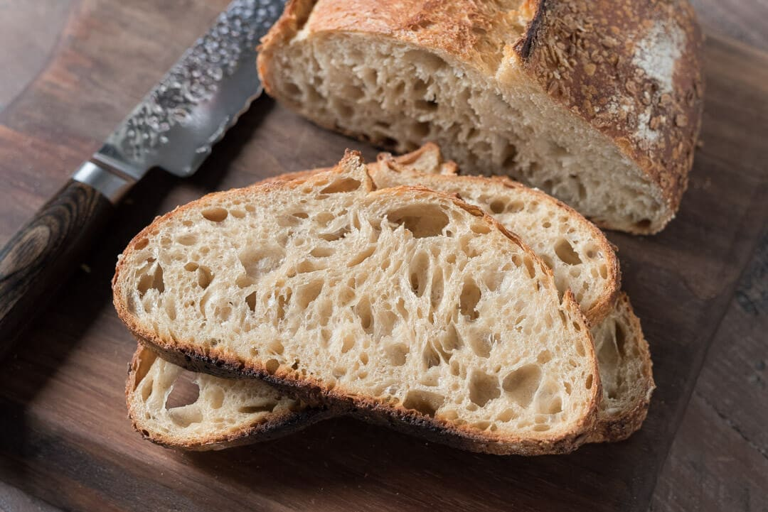 Sprouted Grain Sourdough Bread @ The Perfect Loaf