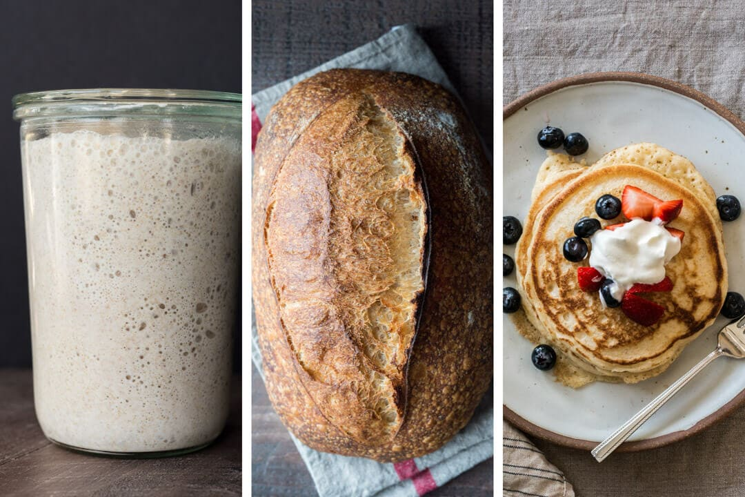 Weekend Baking Schedule via @therperfectloaf