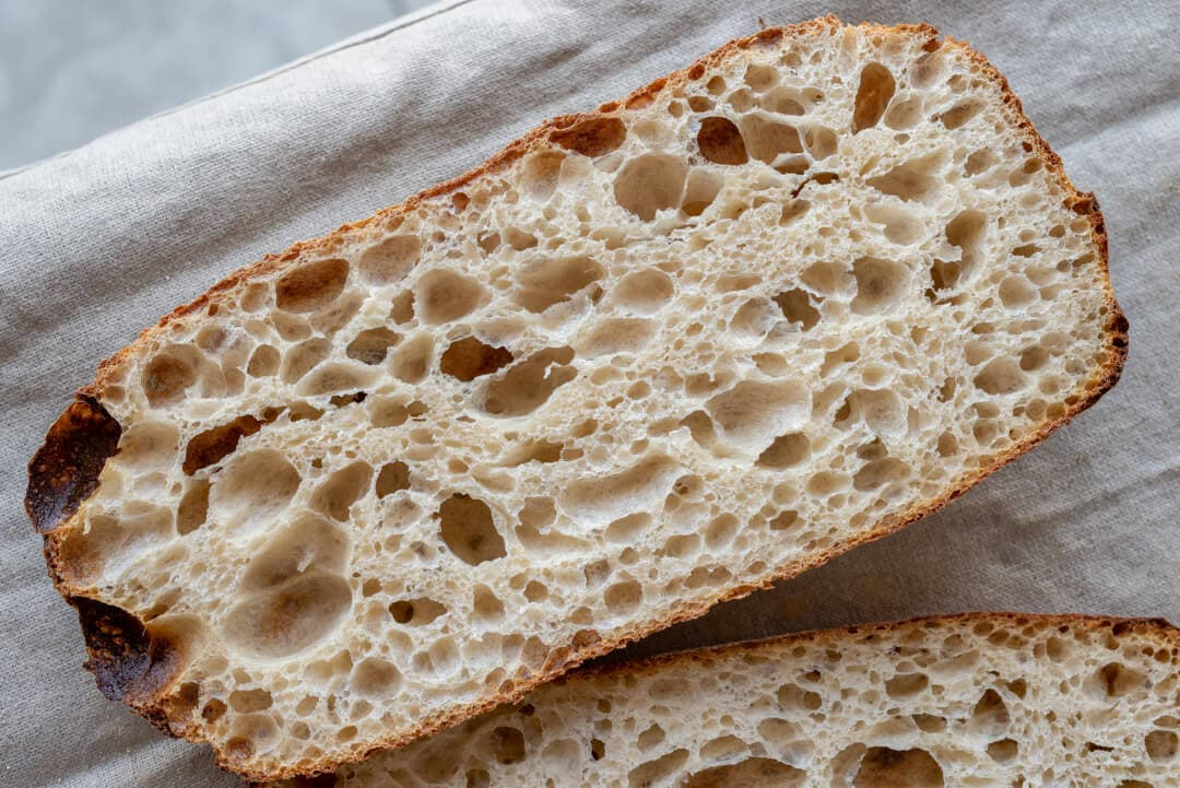 Ciabatta Bread Recipe via @theperfectloaf