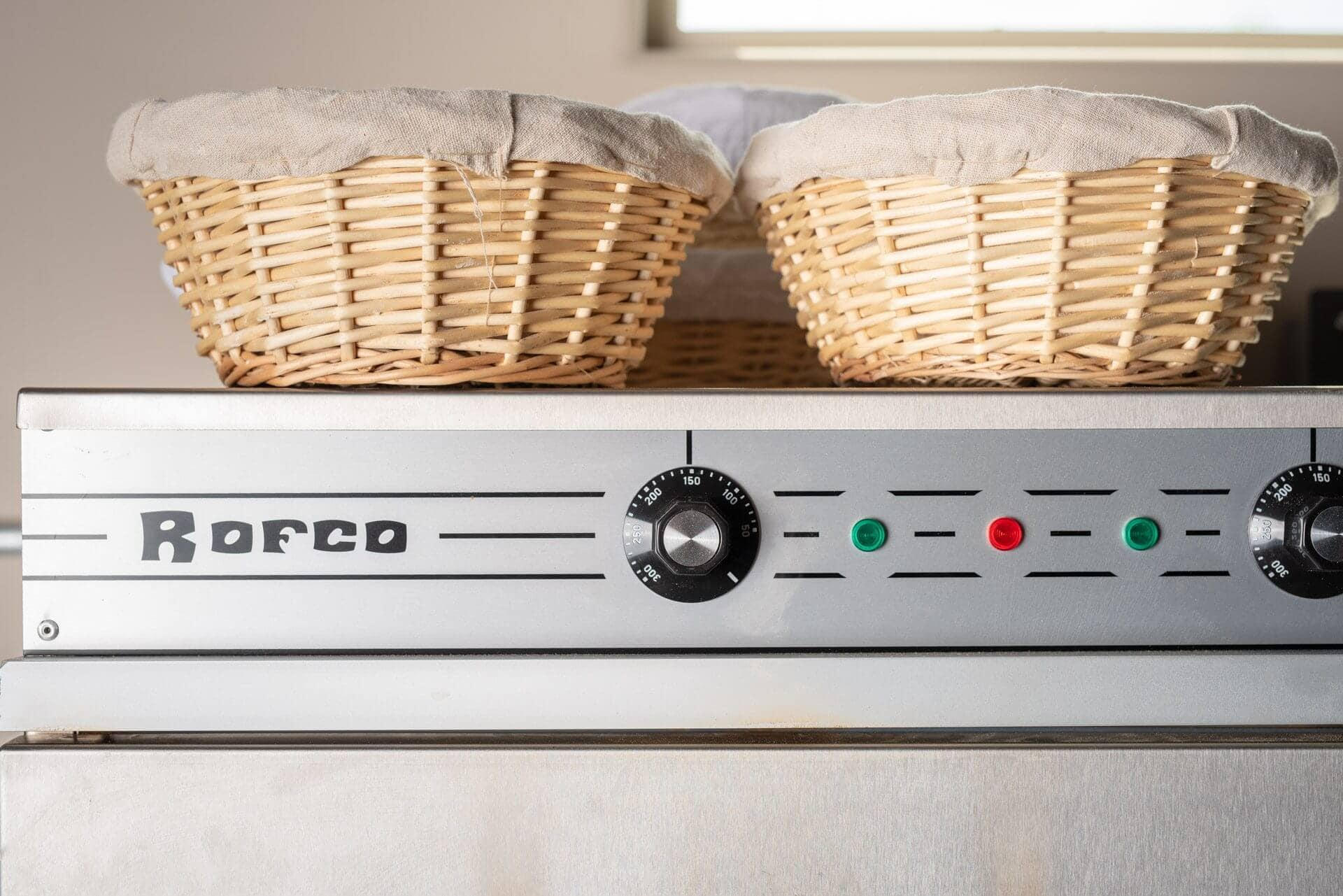 Rofco B40 oven drying baskets