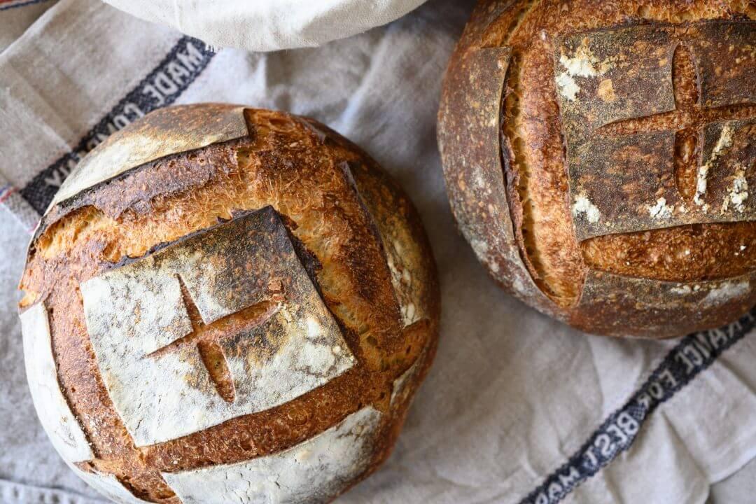 Simple Weekday Sourdough Bread Recipe