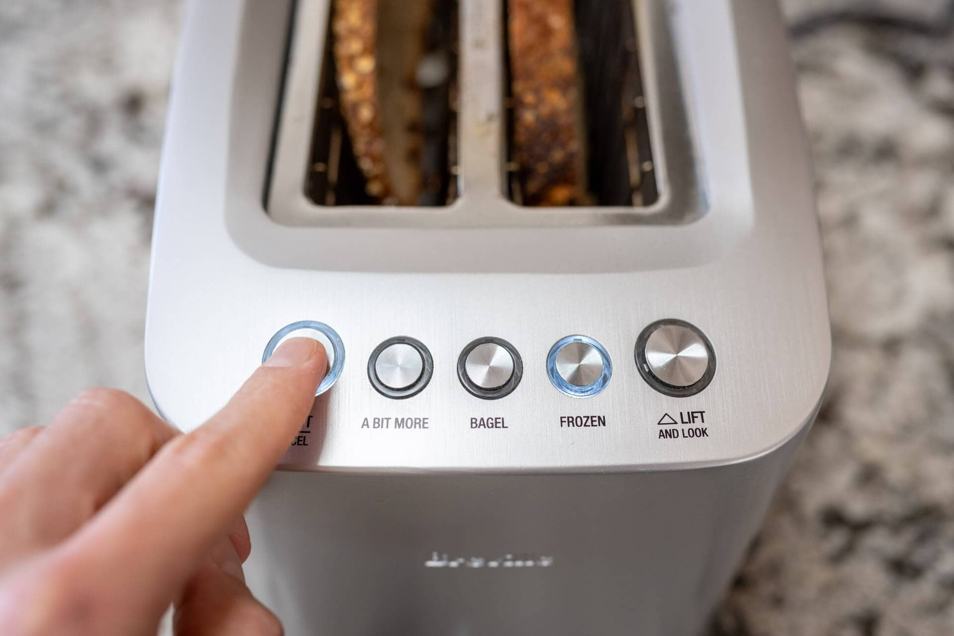 Breville Smart Toaster with Frozen Function