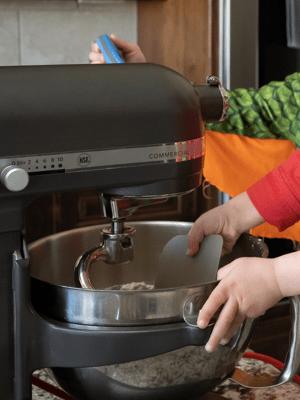 My baking tools KitchenAid Mixer