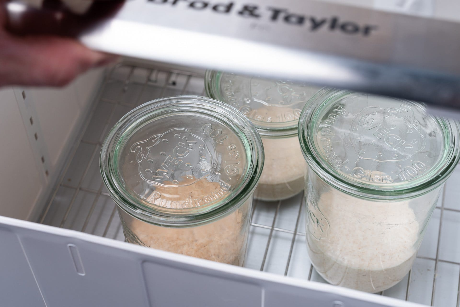 How to use the Brod and Taylor dough proofer for sourdough bread