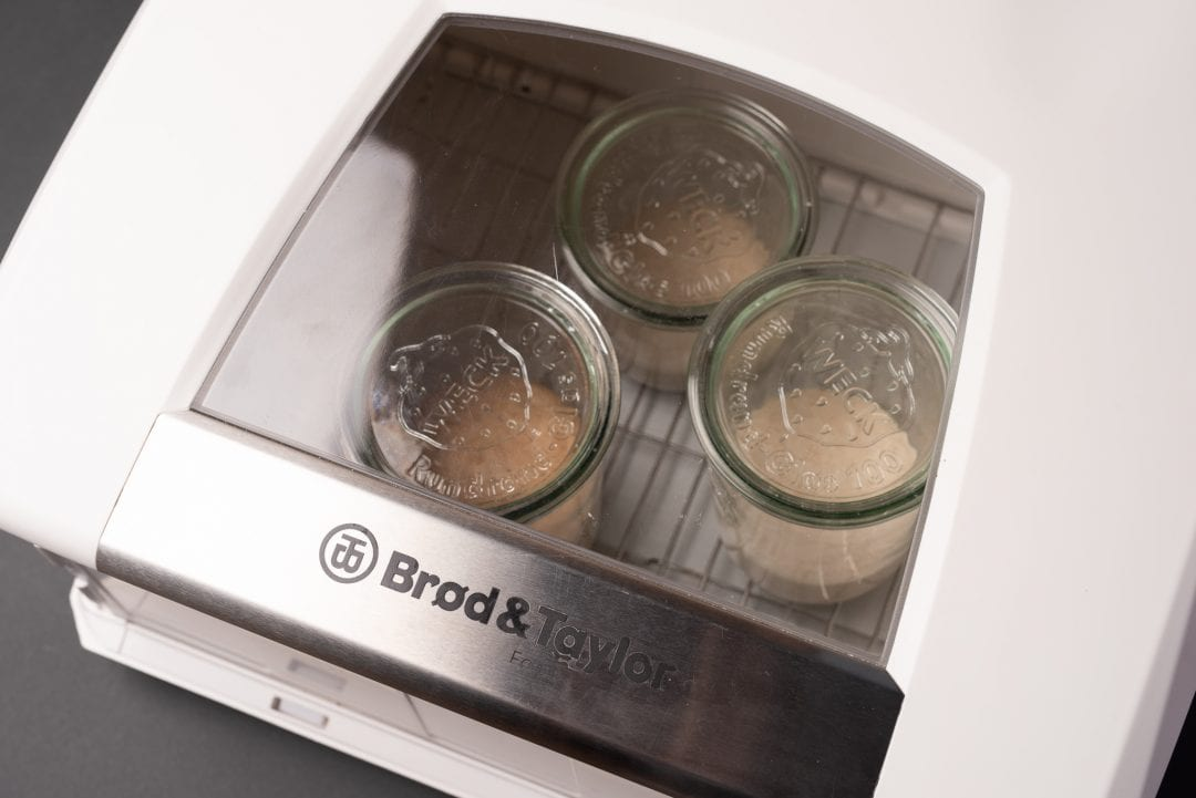 How to use the brod and taylor dough proofer